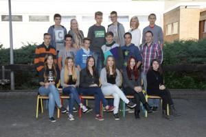 Klasse 10c - Herr Thomas
