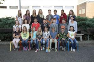 Klasse 6c - Frau Berg