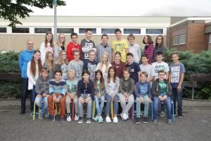 Klasse 7a - Herr Scheid