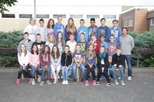 Klasse 7b - Herr Mergens