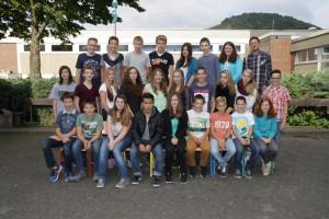 Klasse 8e - Herr Rindchen