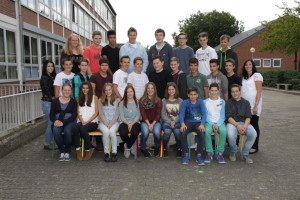 Klasse 9b - Frau Pixius